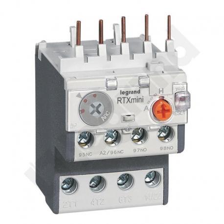 Przekaźnik termiczny do CTX3 MINI 1,6A 1NO1NC