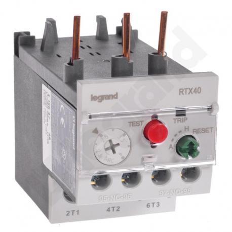 Przekaźnik termiczny do CTX3 22-40 2.5-4.0A S