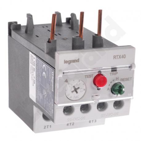 Przekaźnik termiczny do CTX3 22-40 1.6-2.5A S