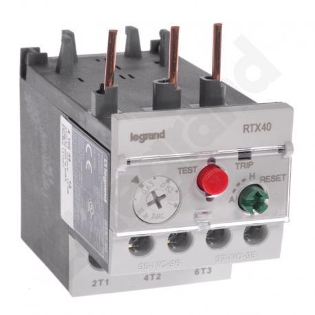Przekaźnik termiczny do CTX3 22-40 0.63-1.0A S