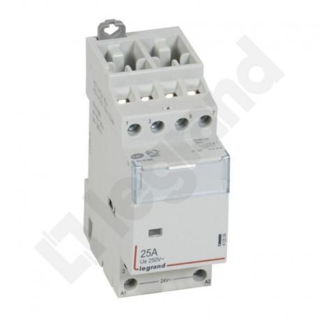 Stycznik modułowy SM 425 25A 24V 2NO+2NC