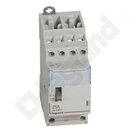 Stycznik modułowy SM 425 25A 230V 4NO z manipulatorem