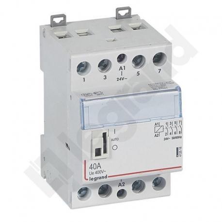 Stycznik modułowy SM 340 40A 24V 4NO z manipulatorem