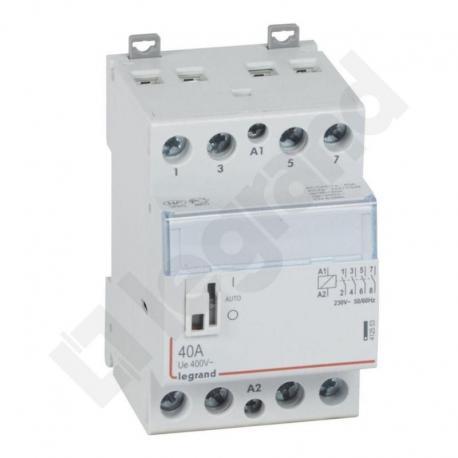 Stycznik modułowy SM 340 40A 230V 4NO z manipulatorem
