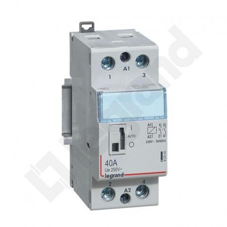 Stycznik modułowy SM 340 40A 230V 2NO z manipulatorem