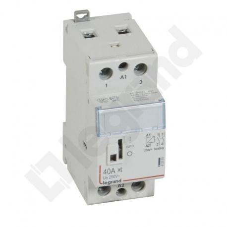 Stycznik modułowy SM 340 40A 230V 2NO cichy