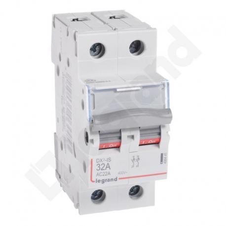 Rozłącznik izolacyjny FR 302 32A 2P