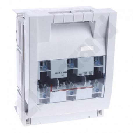 Rozłącznik bezpiecznikowy NH SPX 2 400 A 60 mm