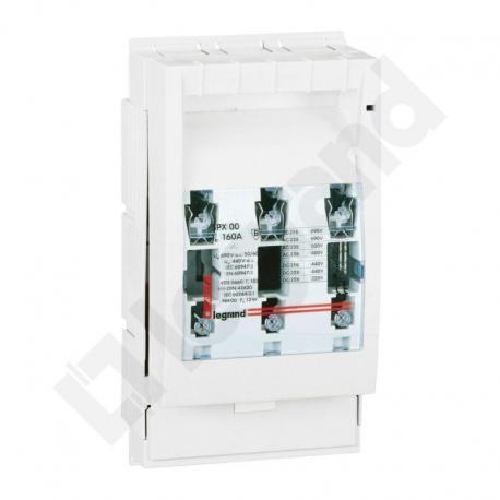 Rozłącznik bezpiecznikowy NH SPX 00 160 A