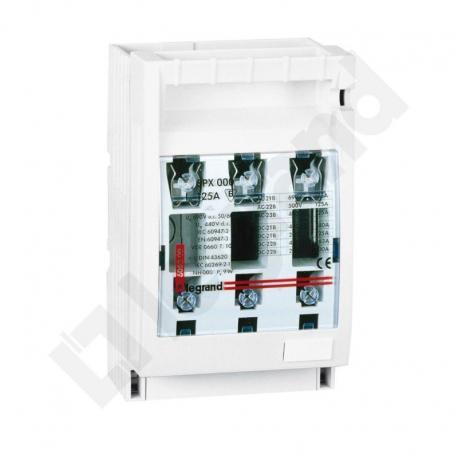 Rozłącznik bezpiecznikowy NH SPX 000 125 A
