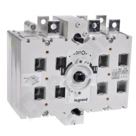 Przełącznik zasilania DCX-M 250 A 3P
