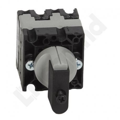 Przełącznik krzywkowy 0-1 PR12 16 A 2P