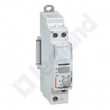 Przekaźnik bistabilny PB 441 16A 1NO elektroniczny cichy ze zwłoką czasową