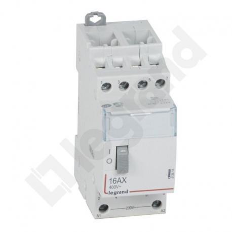 Przekaźnik bistabilny PB 404 16A 4NO
