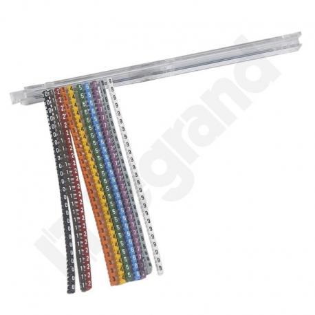 Zestaw oznaczników CAB3 0,16-0,5 mm2