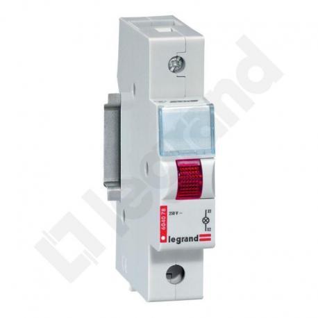 Lampka sygnalizacyjna L311 230 V CZERWONA