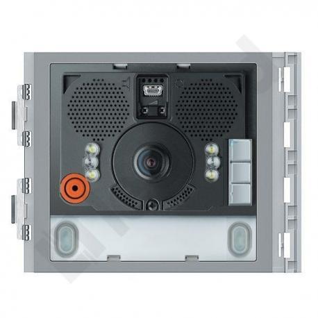 Sfera moduł foniczny z kamerą kolorową szerokokątna 2 przyciskami