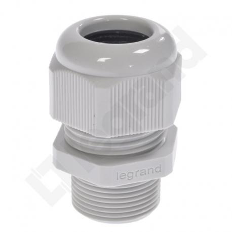 Dławik IP55, RAL 7035, ISO 25
