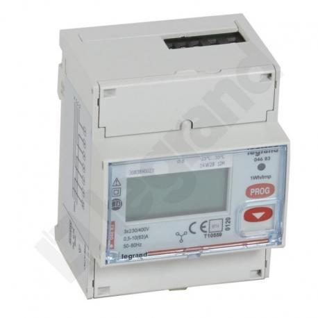 Licznik energii pomiar bezpośredni 3 fazowy 63 A z wyjściem RS485