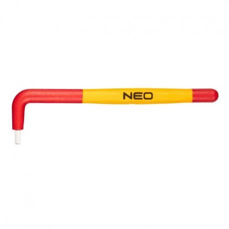 NEO Klucz sześciokątny 5mm 1000V
