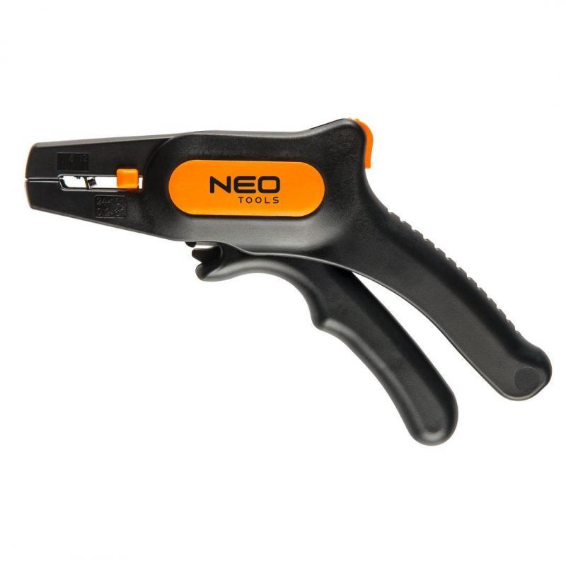 NEO Automatyczny ściągacz izolacji 195 mm