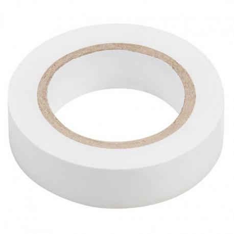NEO Taśma izolacyjna biała 15 mm x 0.13 mm x 10m