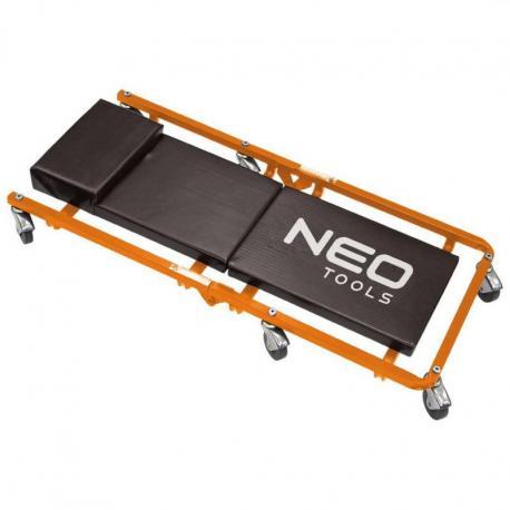 NEO Leżanka warsztatowa składana, 930 x 440 x 105 mm