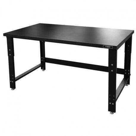NEO Stół warsztatowy:1500mm x 780mm x 830mm