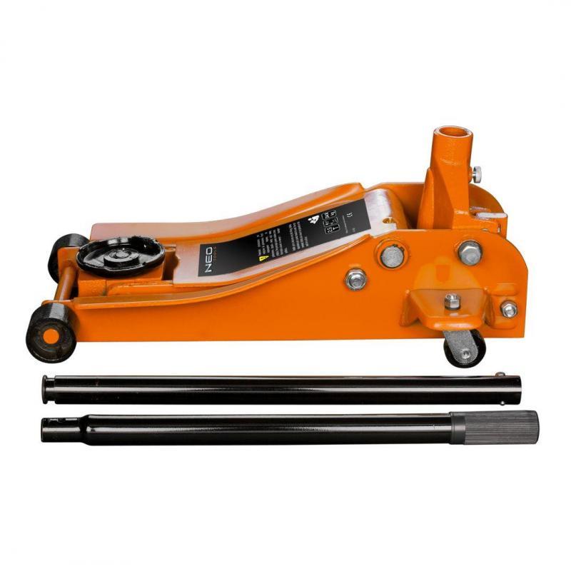 NEO Podnośnik hydrauliczny, niskoprofilowy, 2.5 t