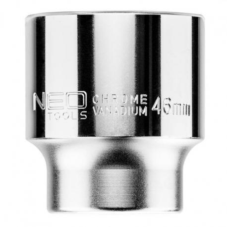 "NEO Nasadka sześciokątna 3/4"", 46 mm"