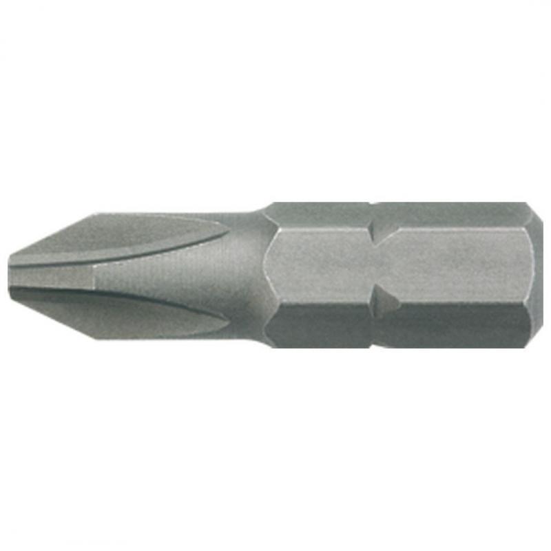 NEO Końcówki wkrętakowe PH2 x 25 mm, 20 szt.