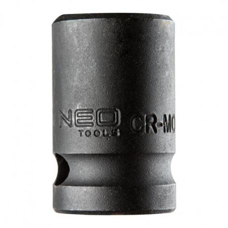 "NEO Nasadka udarowa 1/2"", 15 x 38mm, Cr-Mo"