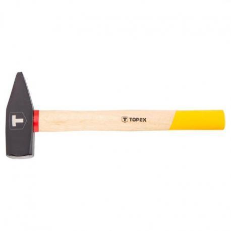 TOPEX Młotek ślusarski 2000 g, trzonek drewniany
