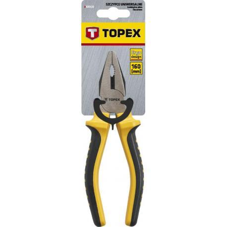 TOPEX Szczypce uniwersalne 160 mm