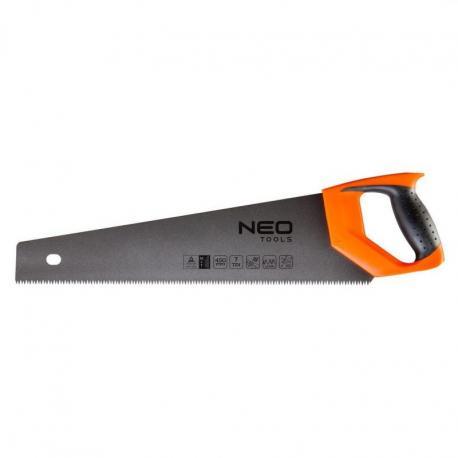 NEO Piła płatnica 450 mm, 7 TPI, PTFE