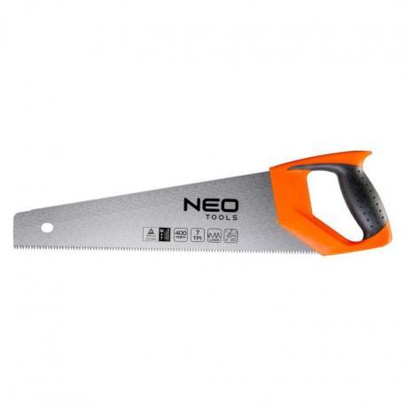 NEO Piła płatnica 400 mm, 7 TPI