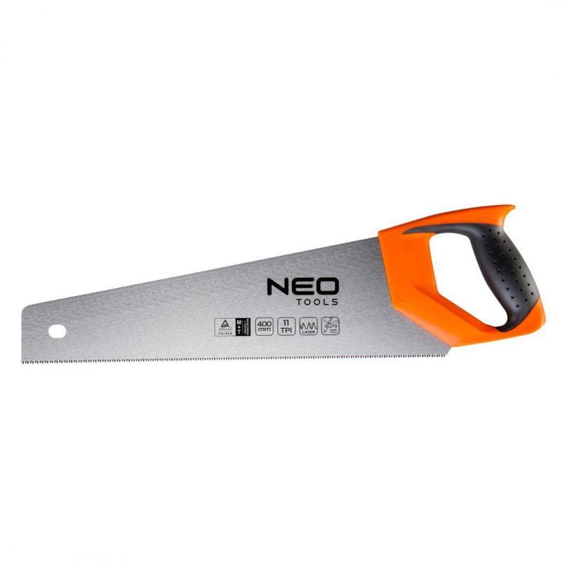 NEO Piła płatnica 400 mm, 11 TPI