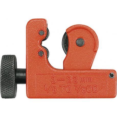 TOPEX Obcinak do rur miedzianych i aluminiowych 3-22 mm
