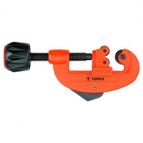 TOPEX Obcinak do rur miedzianych i aluminiowych 3-30 mm