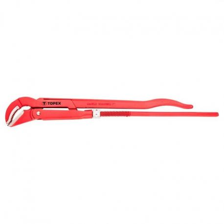 "TOPEX Klucz do rur typ ""45"", 2.0"", 530 mm"