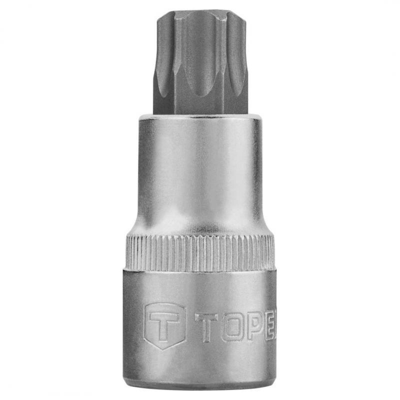 """TOPEX Nasadka Torx 1/2"""", T70 x 60 mm"""