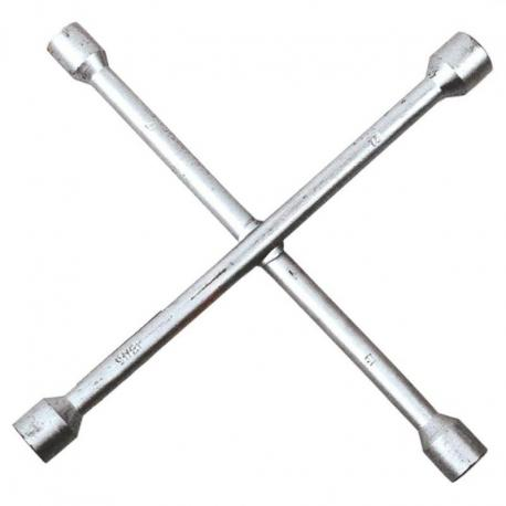"""TOPEX Klucz do kół krzyżakowy, 17 x 19 x 22 mm, 13, 16"""""""