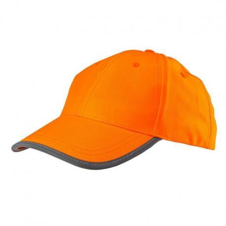 NEO Czapka robocza pomarańczowa, gładka