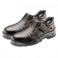 NEO Sandały robocze S1 SRA, skórzane, rozmiar 44