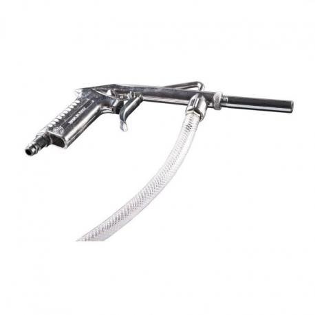 NEO Pistolet do piaskowania z wężem, długość 3 m