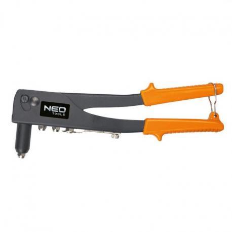 NEO Nitownica do nitów stalowych i aluminiowych 2.4/3.2/4.0/4.8 mm