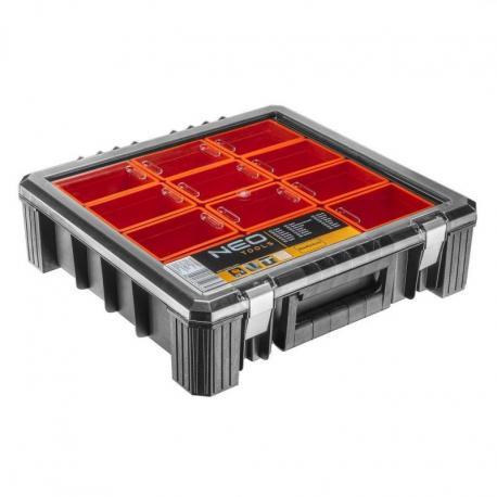 NEO Organizer z kubełkami 40 x 40 x 12 cm