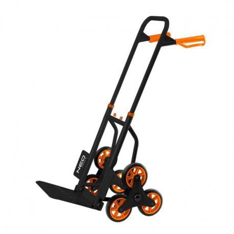 NEO Wózek transportowy, schodowy, składany, udźwig 150kg