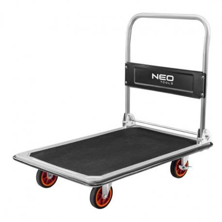 NEO Wózek transportowy, platformowy, udźwig 300kg