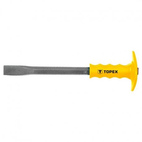 TOPEX Przecinak z ochraniaczem 16 x 300 mm